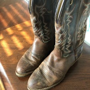 Double H Western Boots